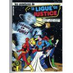 La ligue de Justice : Tornades en furie !