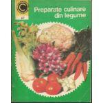 Preparate culinare din legume