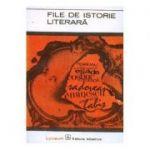File de istorie literară - evocări