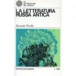 La letteratura russa antica