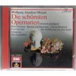 MOZART - Die schonsten Opernarien ( CD )