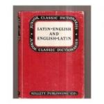 Junior Classic Latin-English and English-Latin Dictionary