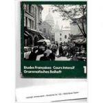 Etudes francaises - Cours intensif 1 - Grammatisches Beiheft