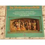 Die Weinachtsgeschichte ( disc vinil )