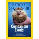 National Geographic - aprilie 2014