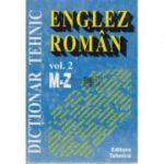 Dicționar tehnic englez-român ( vol. II - M-Z)
