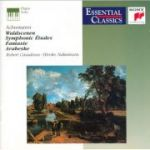 SCHUMANN: Waldscenen * Symphonic Etudes * Fantasie * Arabeske ( CD )