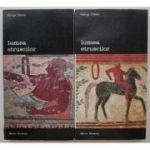 Lumea etruscilor ( 2 vol. )