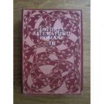 Istoria literaturii române ( Vol. III - Epoca marilor clasici )
