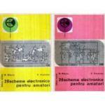20 scheme electronice pentru amatori ( 2 vol. )