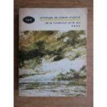 Antologie de poezie engleză de la începuturi pînă azi ( vol. 4 )