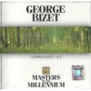 George BIZET : Carmen Suite 1 & 2  (CD )