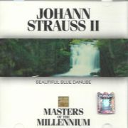 Johann STRAUSS II : Beautiful Blue Danube  (CD )