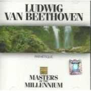Ludwig van BEETHOVEN : Pathetique  (CD)