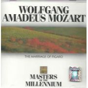 Wolfgang Amadeus MOZART :The Marriage of Figaro  (CD)