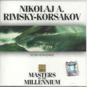 Nicolaj A. RIMSKY - KORSAKOV : Scheherazade  (CD)