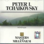 Peter I. TCHAIKOVSKY : Symphonie No.6, in B minor, Op. 74 'Pathetique '  (CD)
