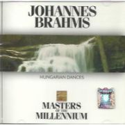 Johannes BRAHMS : Hungarian dances  (CD)