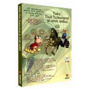 Toby, Tică Temerarul şi eroii antici ( CD 3 )