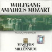 Wolfgang Amadeus MOZART :Melodic Masterpieces  (CD)