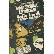 Mărturisirile escrocului Felix Krull