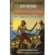 The Tides of Treachery ( Legends of Lone Wolf # 3 )