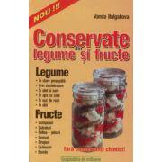 Conservate din legume şi fructe fără conservanţi chimici