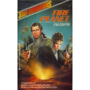 Fire Planet   ( Seria : Star Commandos # 7 )