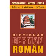 Dicţionar german - român