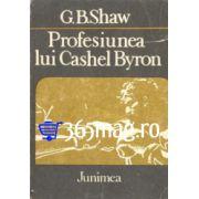 Profesiunea lui Cashel Byron