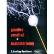Gândire creativă şi brainstorming