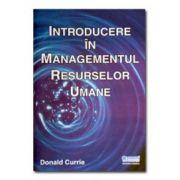 Introducere în managementul resurselor umane
