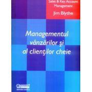Managementul vânzărilor şi al clienţilor cheie