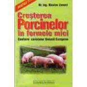 Creşterea porcinelor în fermele mici ( fermele familiale ) conform cerinţelor Uniunii Europene