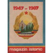 Magazin istoric nr. 12 ( 249 )  / 1987
