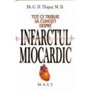 Tot ce trebuie să cunoşti despre infarctul miocardic