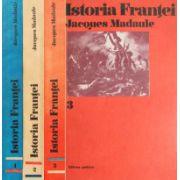 Istoria Franţei : De la Republica a III-a la Republica a V-a  ( Vol. 3 )