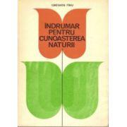 Îndrumar pentru cunoaşterea naturii