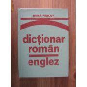 Dicţionar român - englez ( pt. uzul elevilor )