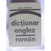 Dicţionar englez - român ( pentru uzul elevilor )