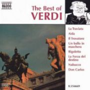 The Best of Giuseppe VERDI  (CD : 60,05 min, Vol. 4 )