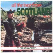 All the Best from Scotland   Vol . II  (CD )