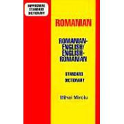 Romanian-English / English-Romanian Standard Dictionary ( 18. 000 cuvinte )