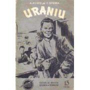 Uraniu ( CPSF nr. 13 / 1956 )