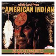 All the Best from the American Indian  ( CD )