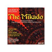 The Mikado  ( CD )