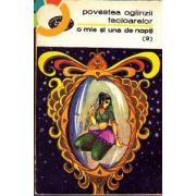 Povestea oglinzii fecioarelor ( Seria 'O mie si una de nopti', vol. 9 )