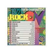 1972 Rock On  - Top 40 Chartbusters (CD)