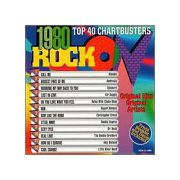 1980 Rock On - Top 40 Chartbusters (CD)