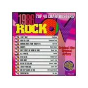 1986 Rock On - Top 40 Chartbusters (CD)
